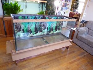 125 Gallon Aquarium for Sale $225