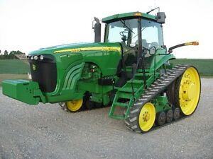 John Deere 8420T Tractor - like new - 1900 hrs