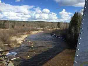 Awesome BC Riverfront 28 Acre Property Ranch!