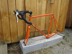 Quintana Roo 101 frame/fork with extras