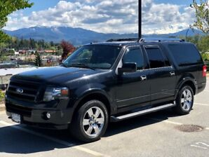 2010 Ford Expedition Limited MAX Great condition!