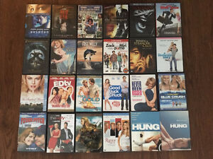 DVD's for sale $3 each