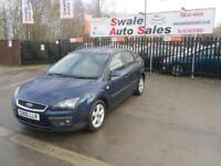 2006 FORD FOCUS 1.6 ZETEC CLIMATE 5 DOOR 116 BHP
