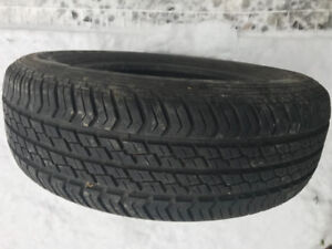 Tire size 195-65-15 ( only 1 )