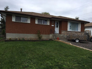 Beautifully Updated Northwood Bungalow with Bright Bsmt Suite