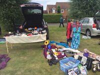 Car boot job lot now £30!!
