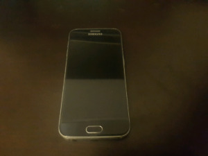 Samsung Galaxy S6 FOR PARTS ONLY