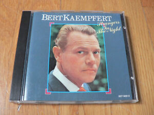 Bert Kaempfert-Strangers In The Night cd-West German pressing