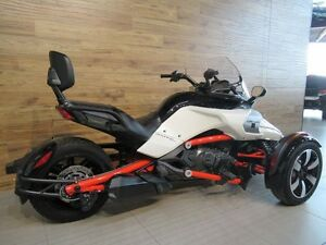 2015 Can-Am Spyder F3 S SE6 68.21$/SEMAINE