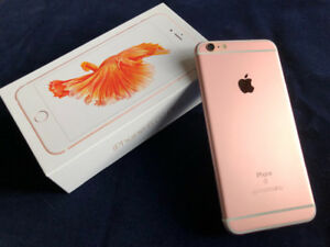 Pink iPhone 6s Plus, 32 G