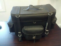 Genuine Leather Saddle Bags at Imperial Leather Inc