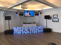 Its Never To Late To Book Your Wedding Dj & Decor