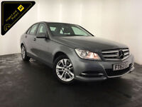 2012 62 MERCEDES C220 EXECUTIVE SE CDI 1 OWNER SERVICE HISTORY FINANCE PX