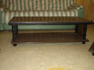 Coffee and End Tables for Sale