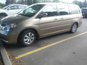 2006 Honda Odyssey what's safety and emission 8 seater 180km