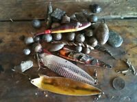 Wanted weight mould fishing and diving melting metals