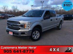 2018 Ford F-150 XLT  5LV8 BACK-UP CAMERA POWER SEAT TOW-PKG