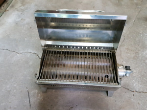 Force 10 stainless steel bbq - Never used