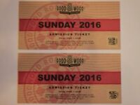 Goodwood Revival Tickets - Sunday