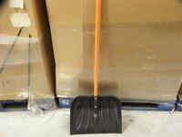 10 x wholesale job lot Snow Shovel Scoop metal Handle heavy duty Muck Mucking out
