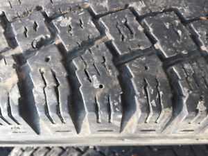 235/85R16 NOKIAN WINTER TIRES 10 PLY