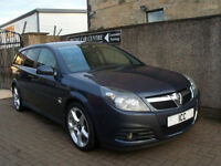 07 07 VAUXHALL VECTRA 2.2 16V DIRECT SRI SPORT ESTATE AUTO 5DR LOW MILEAGE F.S.H