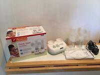 Ameda Lactaline dual breast pump for sale