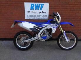 Yamaha WR250 F, 2015 MODEL, 15 REG, ONLY 1 OWNER & 1,162 MLS FROM NEW, MINT COND