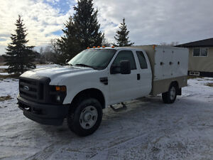 """'VERY RARE"""" 2008 Ford F-350 XL( HEATED SERVICE UNIT)'"""