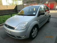 FORD FIESTA 1.4 FLAME // LIMITED EDITION // SERVICE HISTORY