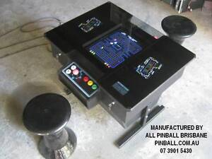 NEW AUTHENTIC ARCADE SIT DOWN MULTI GAME TABLE 2 YEAR WARRANTY Morningside Brisbane South East Preview