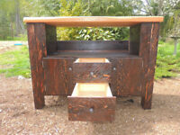 Hand crafted by Deep Forest furnishings 17 yrs running