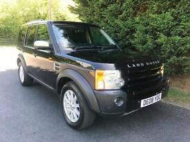 2008 LAND ROVER DISCOVERY 3 SE 2.7 TDV6 AUTOMATIC 4X4 7 SEATER