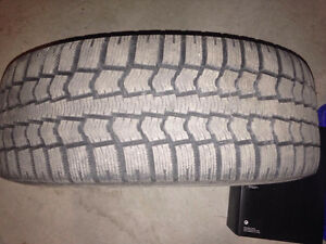 PIRELLI WINTER 4 TIRES WITH RIMS