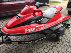 PRICE REDUCED!!! MINTY 2000 SEADOO GTX