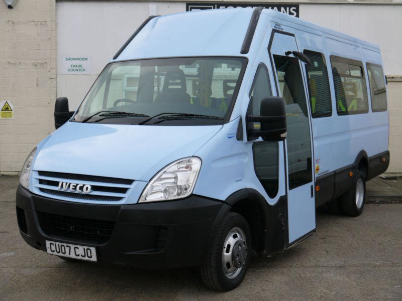 Iveco Daily 50c15 Euromotive Coach Minibus Welfare