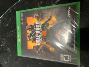 Call of Duty: Black Ops 4 on Xbox One - Brand New Sealed