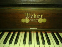 Canadian Weber Piano