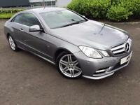 Mercedes-Benz E250 2.1CDI Blue F ( s/s ) 7G-Tronic Plus 2012MY CDI Sport Edition