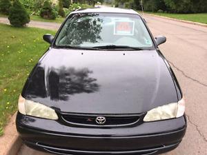 1998 Toyota Corolla $1000 O.B.O.