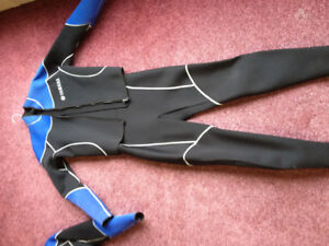 Men's Large Yamaha Wet Suit with Jacket