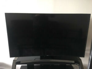 "Like New Samsung 55"" 4K UHD Curved LED Smart TV"
