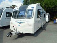 2013 Bailey Pegasus Verona GT65 - 4 Berth Fixed Bed Touring Caravan