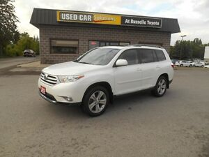 2013 Toyota Highlander Sport AWD Peterborough Peterborough Area image 2