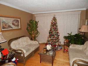 ARTIFICIAL CHRISTMAS TREE + ORNAMENTS + DECORATIONS