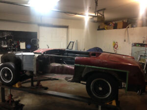 Early 1974 MGB restoration project