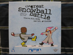 Jeu The Great Snowball Battle game (KS Deluxe)