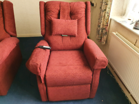 Raise and recliner chairs