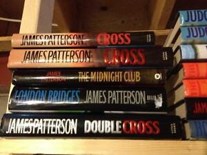 James Patterson books starting at $4.00