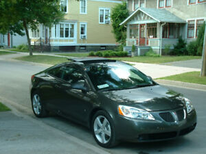 2007 G6 GT Coupe 3.9L 6 Speed